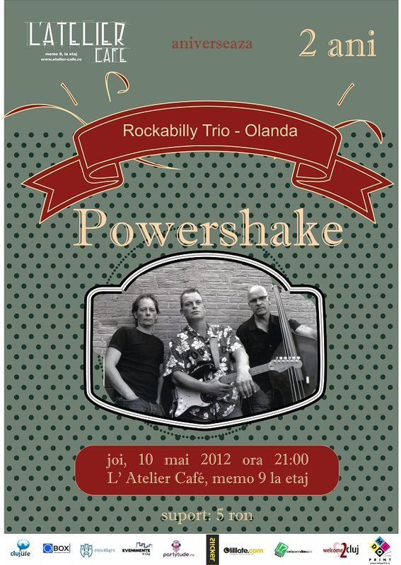Powershake @ L'Atelier Cafe