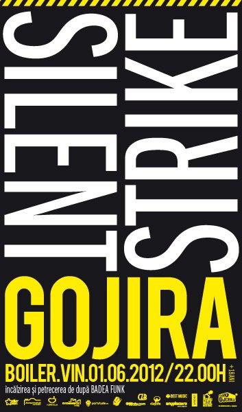 Silent Strike & Gojira @ Boiler Club