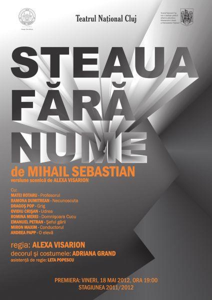 Steaua fara nume @ Teatrul National