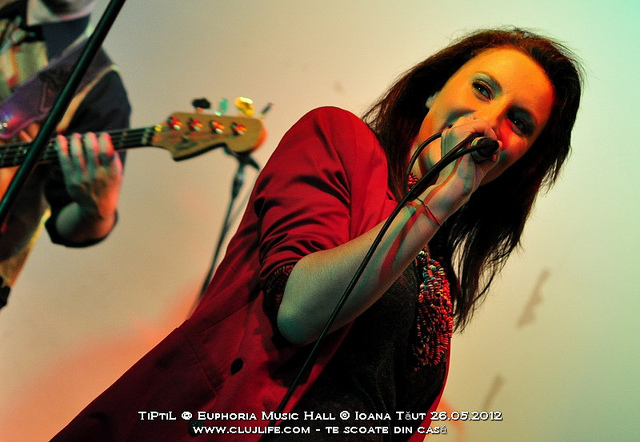 Poze: TiPtiL @ Euphoria Music Hall
