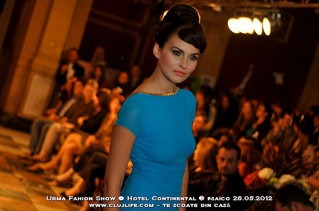 Poze: Urma Fashion Show @ Hotel Continental
