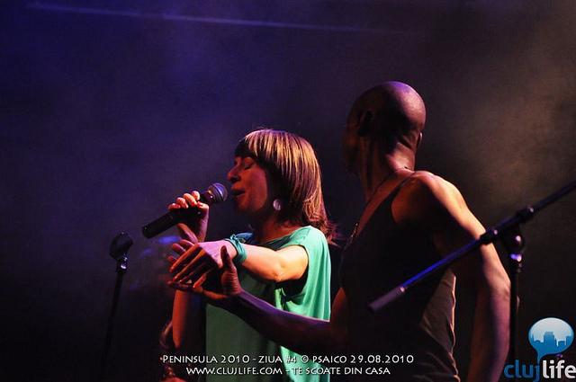 Muzică electronică de top, blues şi mult heavy metal la Peninsula 2012!