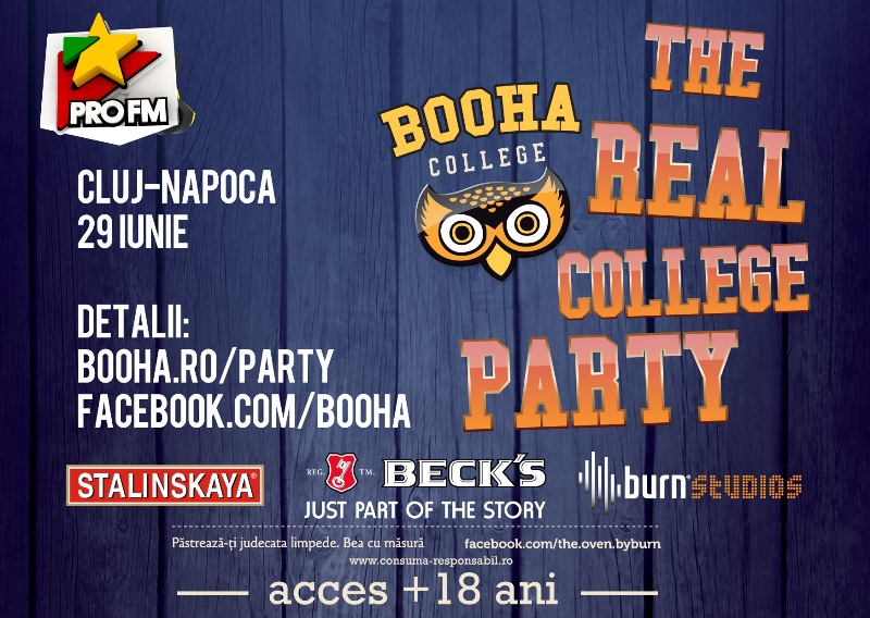Booha Party Cluj