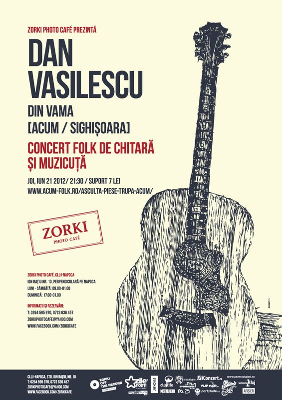 Dan Vasilescu @ Zorki Photo Cafe
