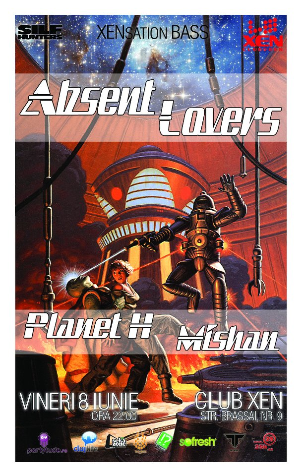 Absent Lovers: Planet H / Mishan