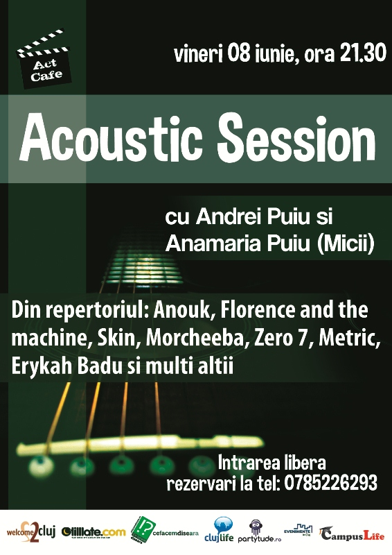 Acoustic Session @ Act Cafe