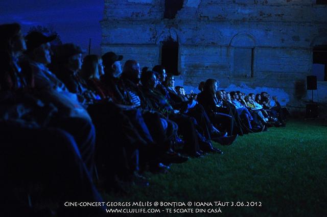 Poze: Cine-concert Georges Méliès @ Castelul Banffy