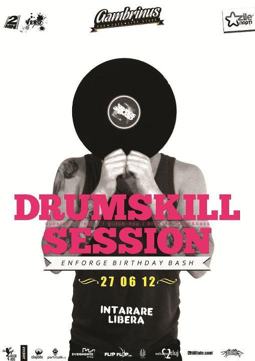Drumskill Session @ Gambrinus Pub
