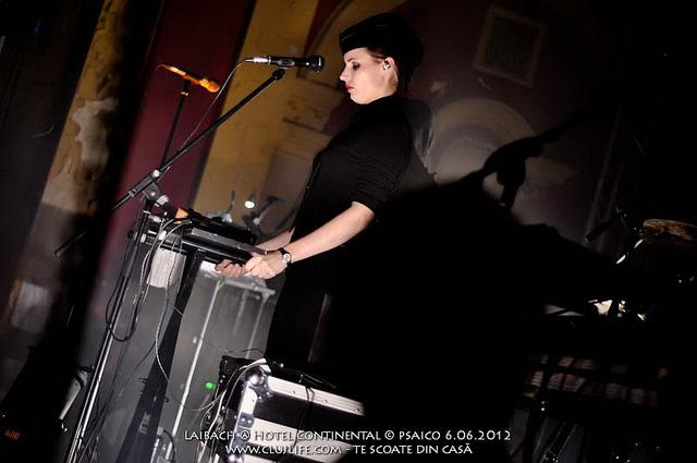 Poze: Laibach @ Hotel Continental