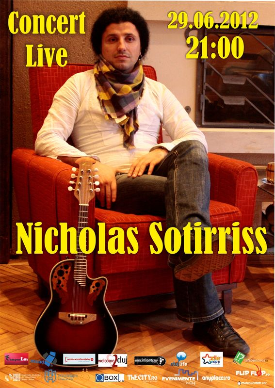 Nicholas Sotirriss @ Malt