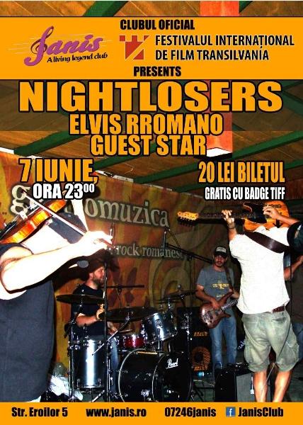Nightlosers @ Janis Club