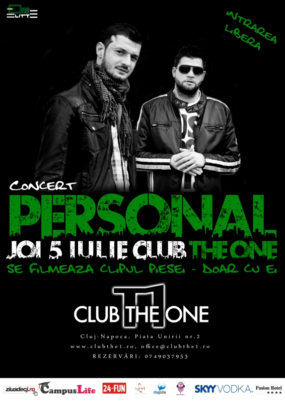 Personal @ Club The One