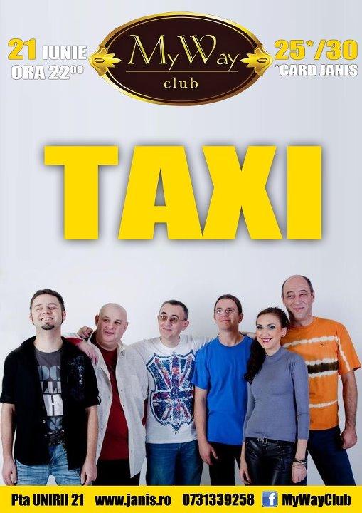 Taxi @ Club My Way