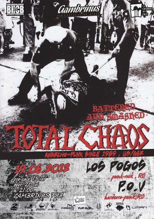 Total Chaos @ Gambrinus Pub