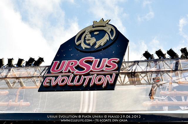Poze: Ursus Evolution 2012 – ziua #1