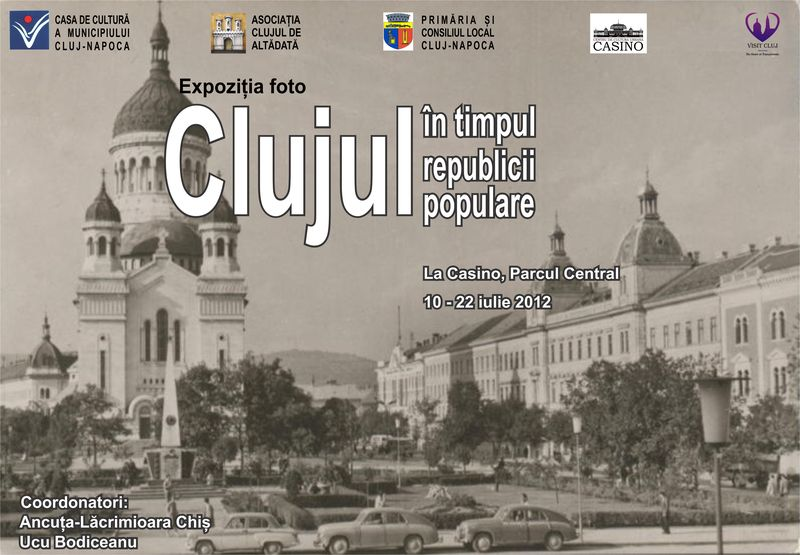 Clujul in timpul republicii populare