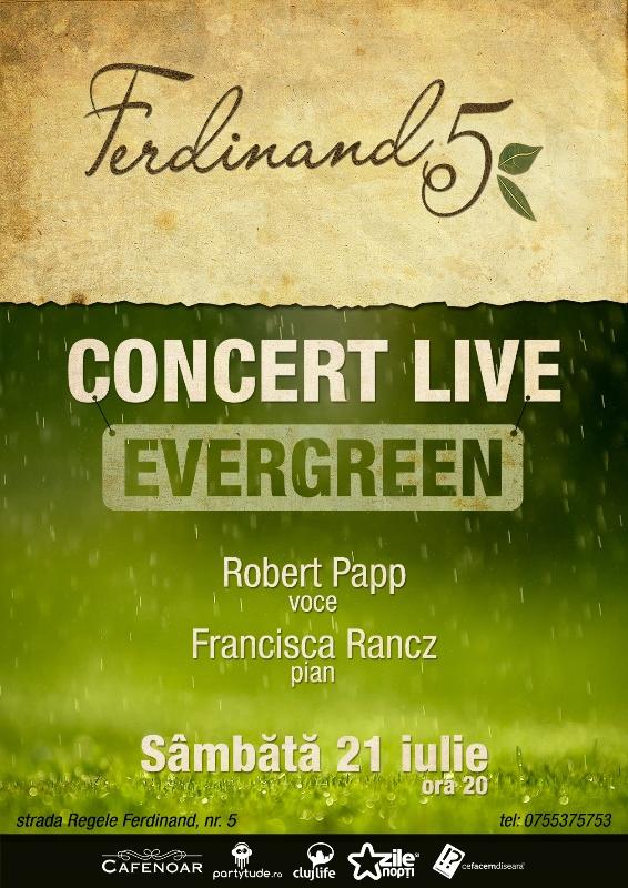 Evergreen @ Ferdinand 5