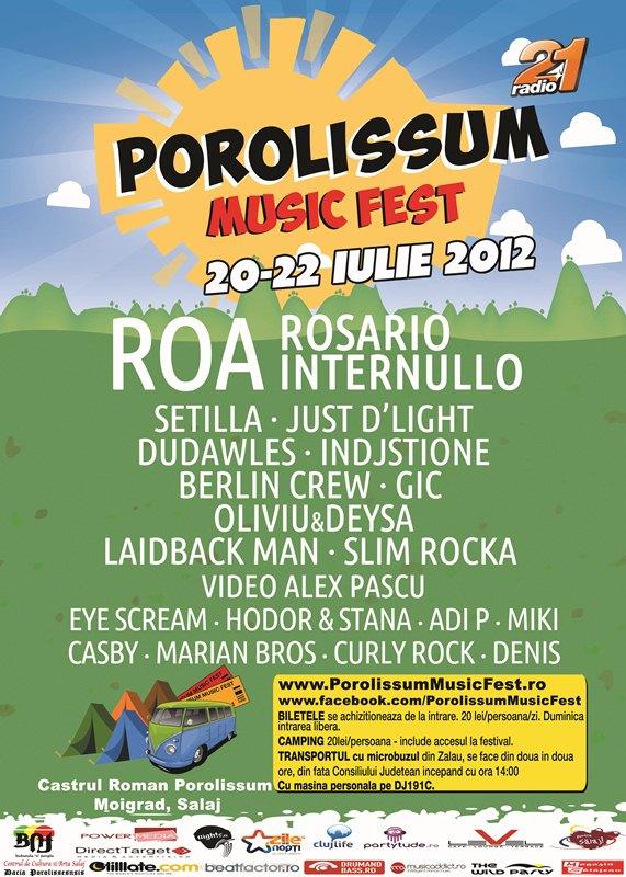 Porolissum Music Fest