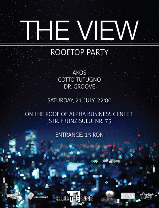 The View – Rooftop Party