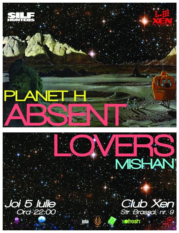 Absent Lovers @ Club Xen