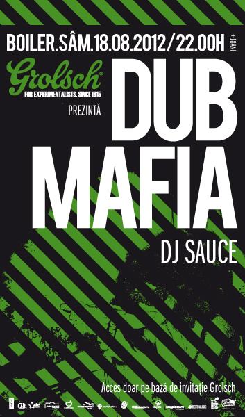 Dub Mafia @ Boiler Club