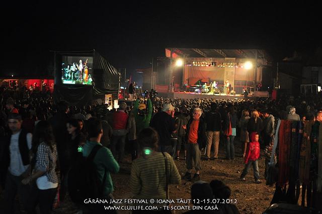 Poze: Gărâna Jazz Festival 2012