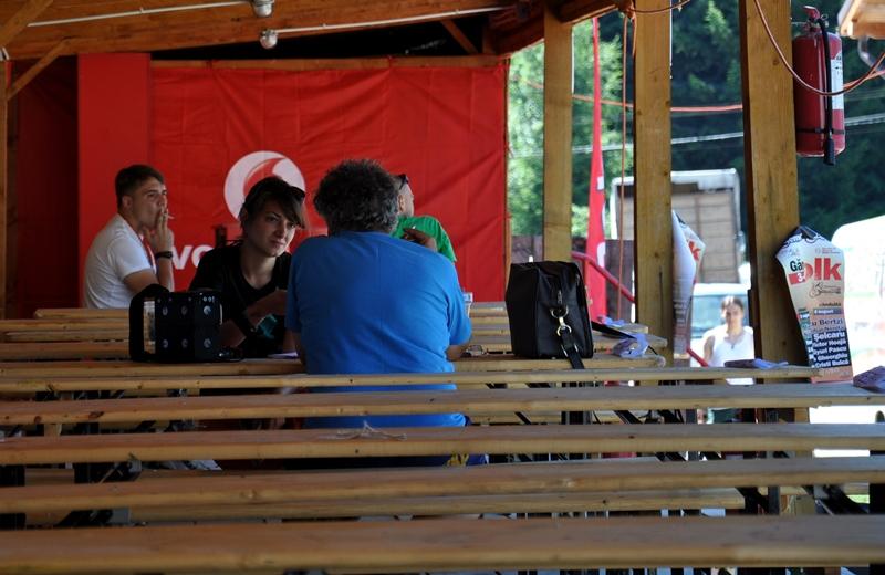 Interviu cu Marius Giura, organizatorul Festivalului Internațional de Jazz de la Gărâna
