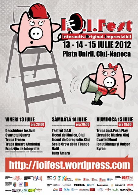 IOI Fest @ Piata Unirii