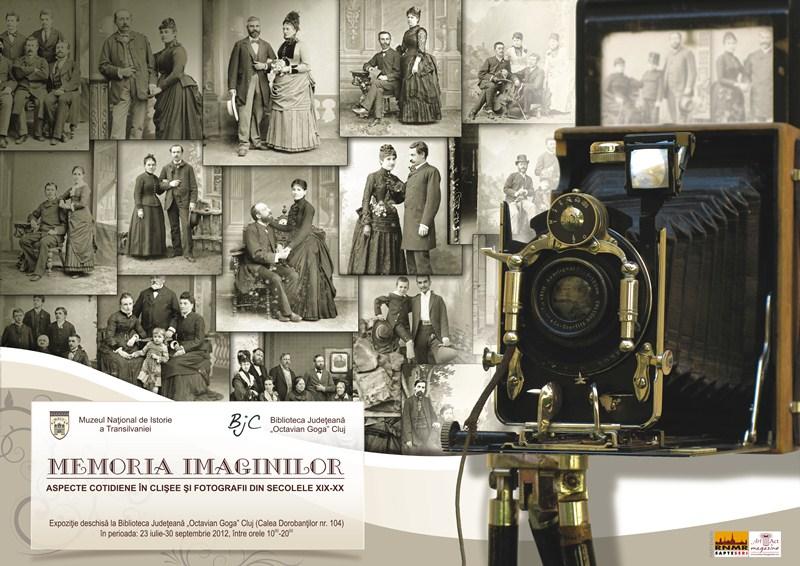 "Memoria Imaginilor @ Biblioteca Judeteana ""Octavian Goga"""