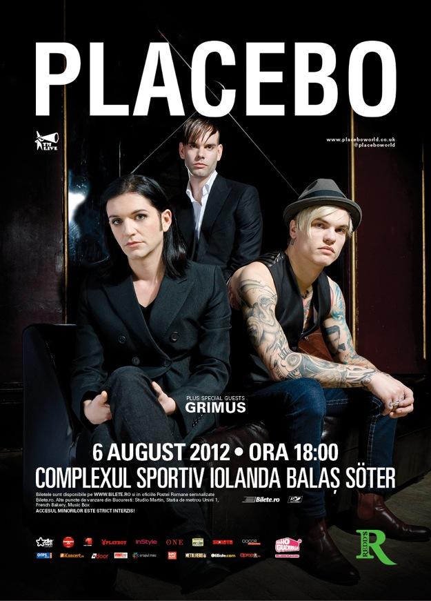 Concert: Placebo @ Bucuresti