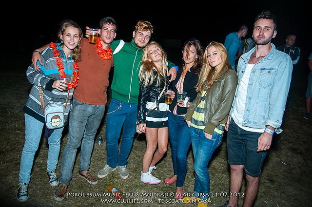 Poze: Porolissum Music Fest – ziua #2