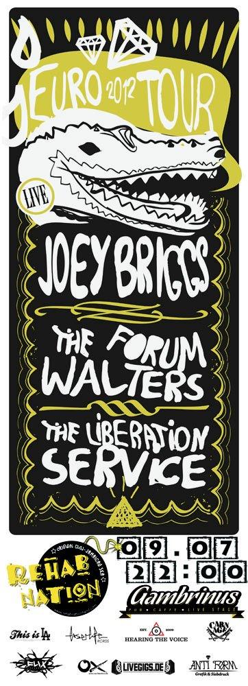 Joey Briggs & friends @ Gambrinus Pub