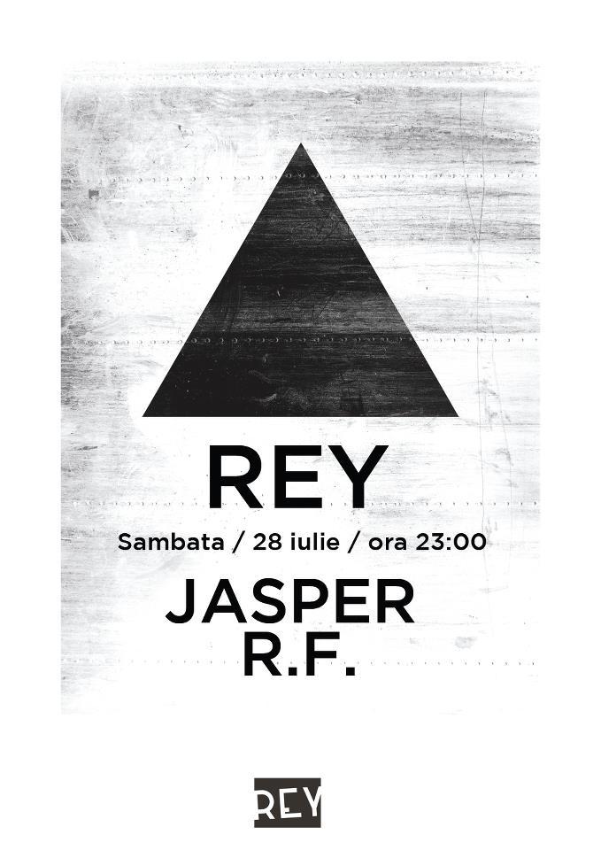 Jasper & R.F. @ REY