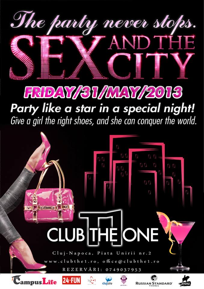 Sex and the city party @ Club The One