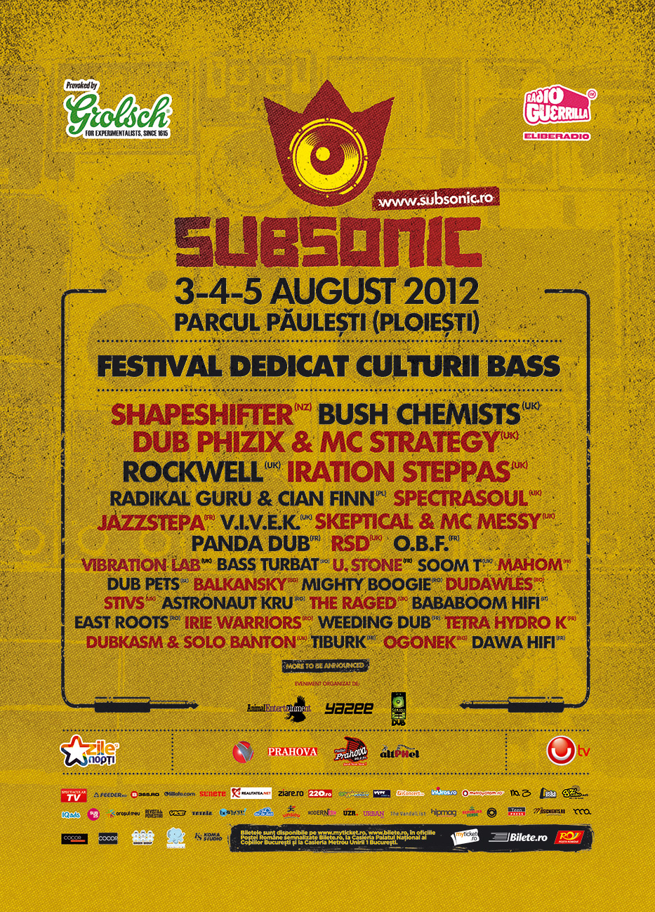 Subsonic Festival