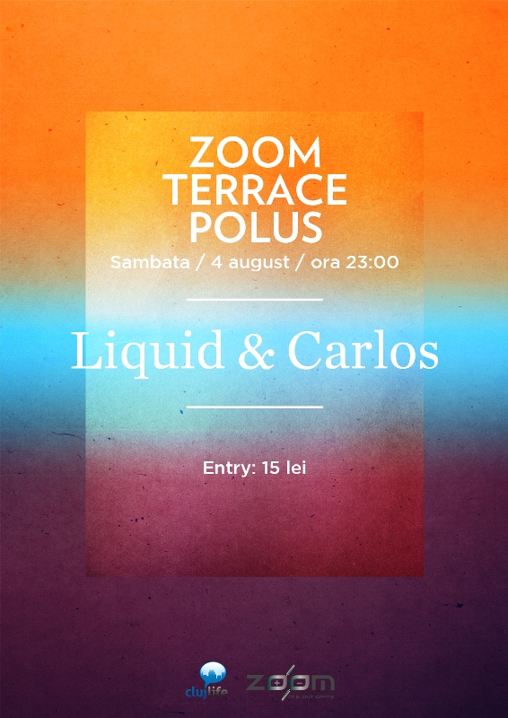 Terrace Party @ Zoom Cafe