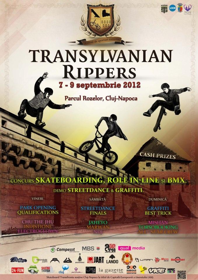 Transylvanian Rippers