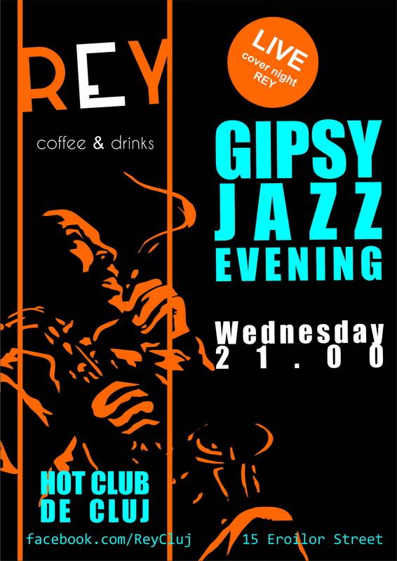 Gipsy Jazz Evening @ REY
