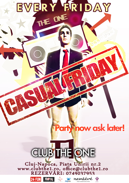 Casual Friday @ Club The One