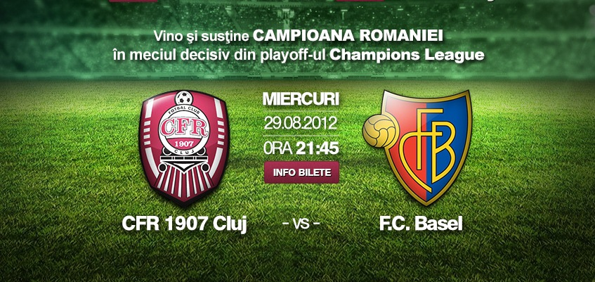 CFR Cluj – FC Basel