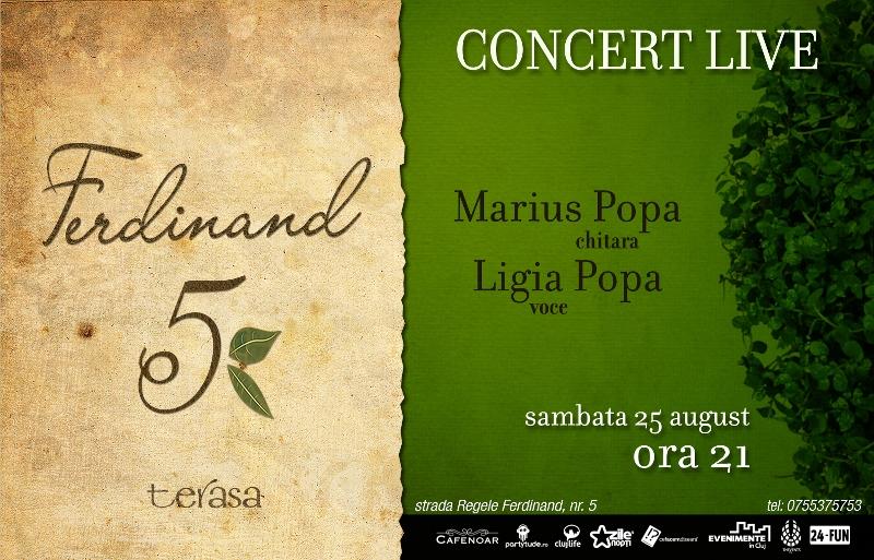 Concert live @ Ferdinand 5