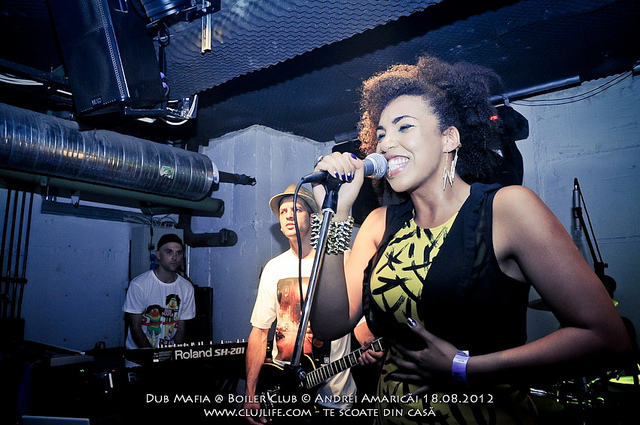 Poze: Dub Mafia @ Boiler Club
