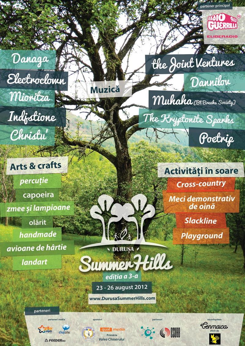 Duruşa SummerHills Festival 2012