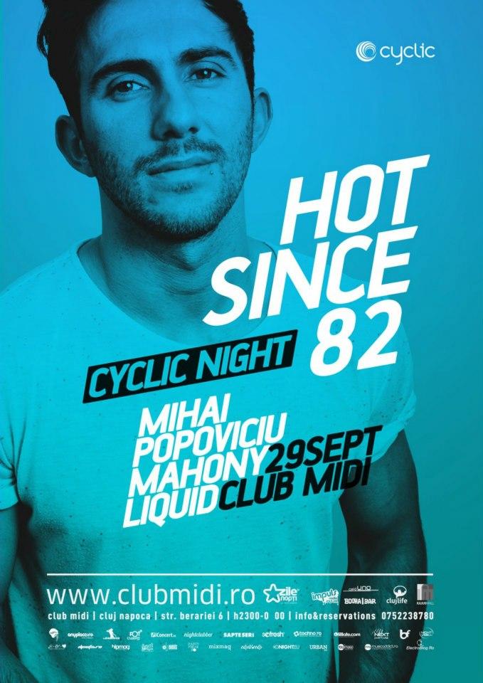 Hot Since 82 @ Club Midi
