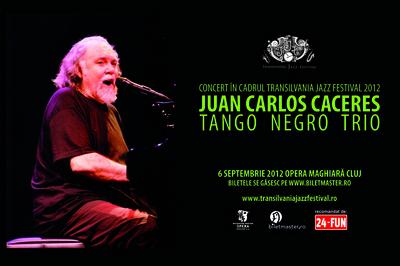 Juan Carlos Caceres @ Opera Maghiara