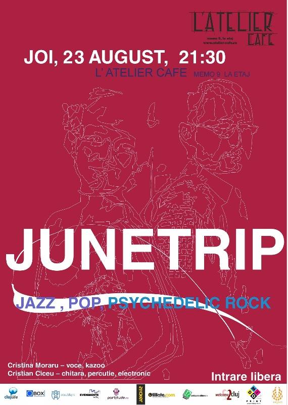 Junetrip @ L'Atelier Cafe