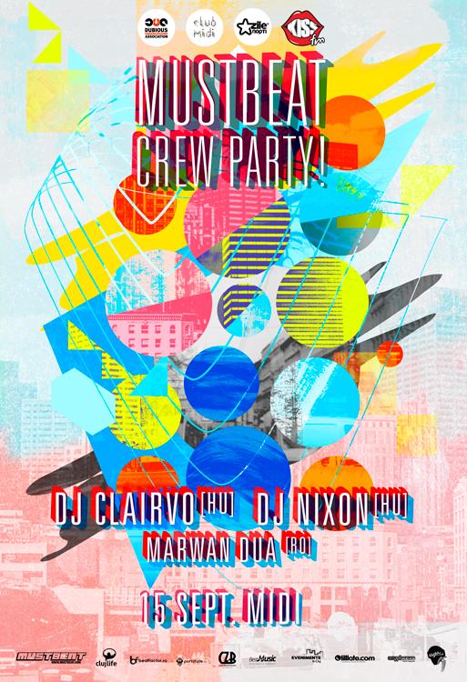 MustBeat Crew Party @ Club Midi