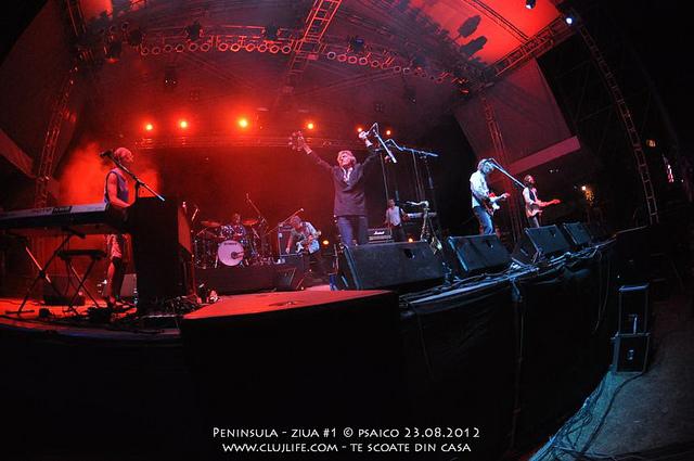 Poze: Peninsula 2012 – ziua #1