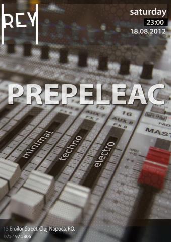 Prepeleac @ REY