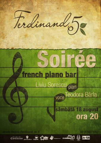 Soiree @ Ferdinand 5